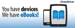 Overdrive – eBooks & Audio Books