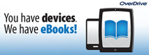 Overdrive – eBooks & Audio Books