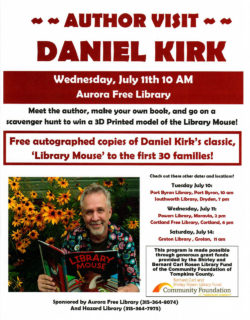 Daniel Kirk Poster