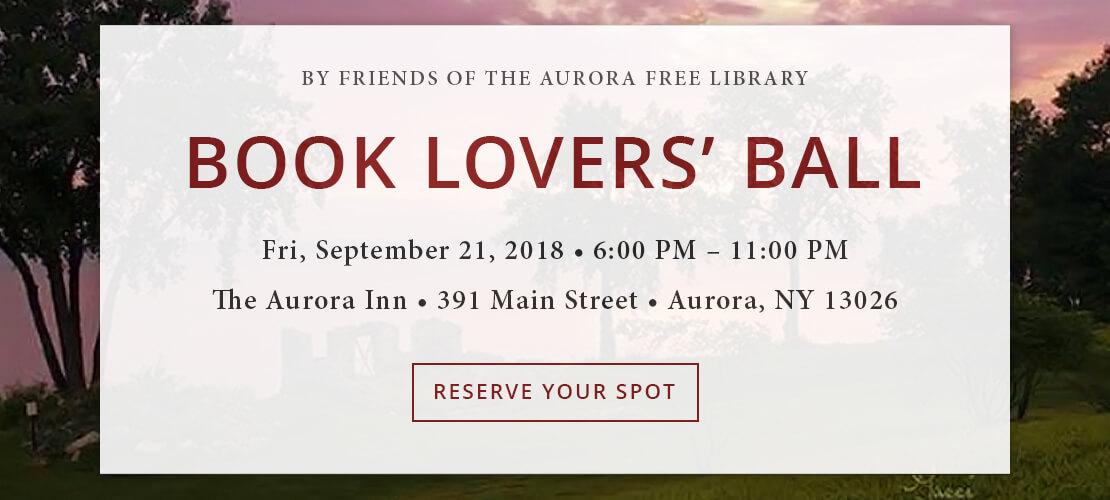Book Lovers' Ball